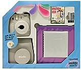 Fujifilm Instax Mini 9 - Kit (Cámara Instax Mini 9 + álbum + funda + paquete de 10 fotografías +...
