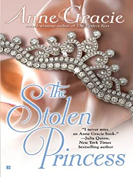The Stolen Princess (Devil Riders Book 1) by [Gracie, Anne]
