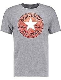 61332b2bb02b Converse Men s Chuck Patch Knit Texture Fill T-Shirt