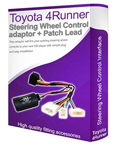 Toyota 4Runner Auto Stereo-Adapter, verbinden Sie Ihre Lenkrad Stiel kontrollenlenkrad/Stalk