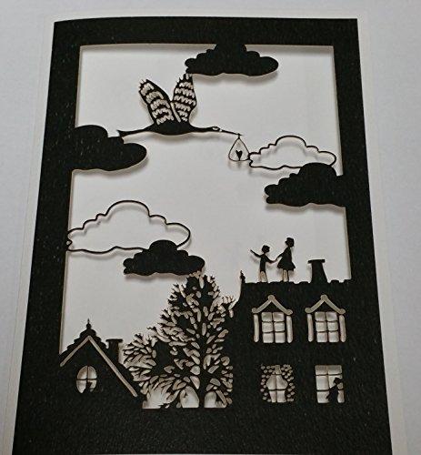 geschnitten Karten --- natur und Kids --- von Sterling effectz ()