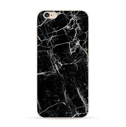 Pacyer® iPhone 6/6s Custodia Marmo TPU Gel Silicone Protettivo Skin Custodia Protettiva Shell Case Cover Per Apple iPhone 6 6s (4,7