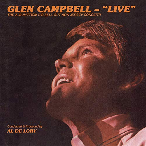 Gentle On My Mind (Live At Garden State Arts Center, 1969)