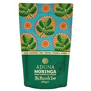 Aduna Organic Moringa Superleaf Powder 275g 10