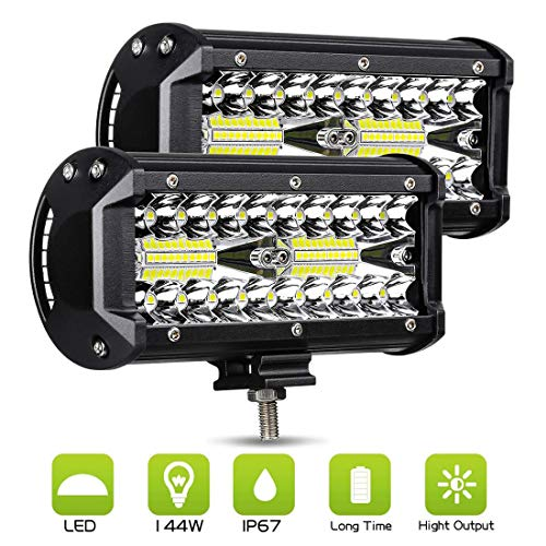 2pcs Foco Led Tractor, 7