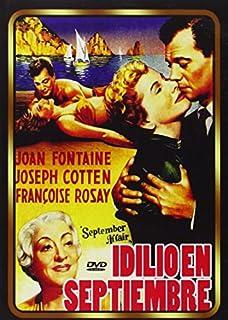 Idilio En Septiembre [September Affair] William Dieterle.(Audio in Englisch und Spanisch)