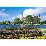 Schmidt Spiele 58147  - Puzzle, el Castillo de Schwerin, 1000 piezas