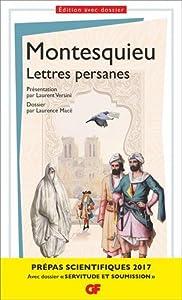 """Afficher """"Lettres persanes"""""""