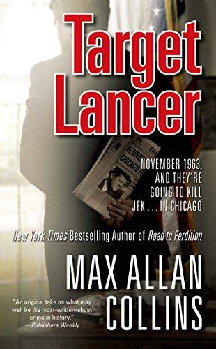 Target Lancer (Nathan Heller Book 3) (English Edition)