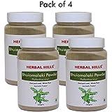 Herbal Hills Bhuiamlaki Powder - 100 Gms (Pack Of 4) (Bhumi Amla Supports Liver & Kidneys)