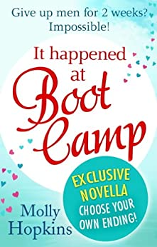 It Happened at Boot Camp: Exclusive Novella (It Happened In) by [Hopkins, Molly]