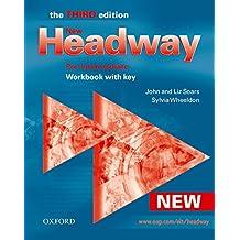 New Headway Pre-Intermediate Workbook with key