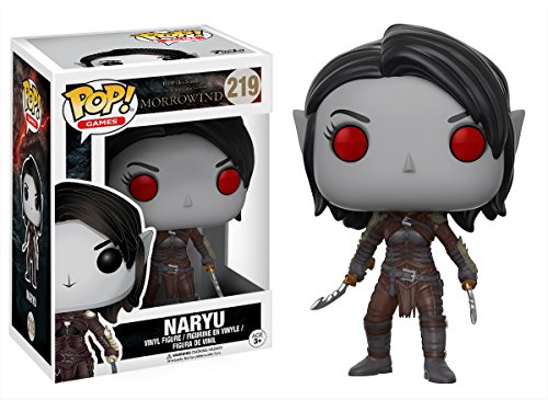 Funko Pop Naryu (Morrowind 219) Funko Pop The Elder Scrolls