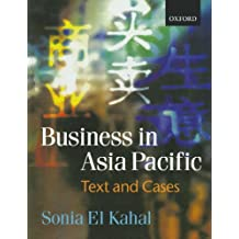 Business In Asia-Pacific: Text and Cases