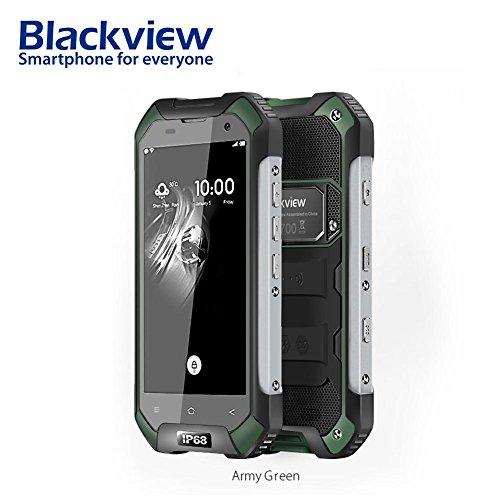 feiledi Trade Robustes Smartphone, Blackview BV6000S 4,7