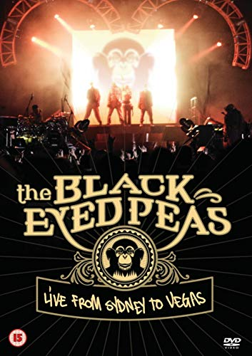 Black Eyed Peas - Live From Sydney To Vegas [2 DVDs]