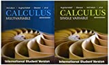 Calculus: Single and Multivariable, Sixth Edition International Student Version