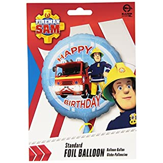 amscan International Ballons Motif Sam Le Pompier