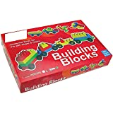 Grab Offers Plastic Building Blocks Set - Intellectual Blocks Set For Kids.(Multicolor)