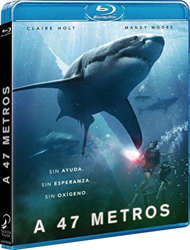 A 47 Metros Edición Blu-Ray [Blu-ray] 51 vJEm 2BmBL