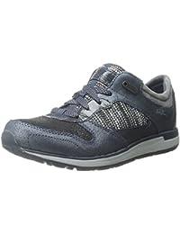 Zapato para caminar ProGrid Integrity ST2 para mujer, Blanco / Plateado, 10 2E EE. UU.