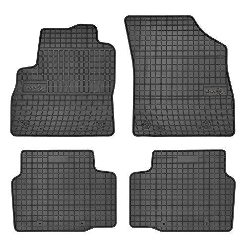 Bottari 39676 Set de 4 tapis de sol sur mesure en caoutchouc pour Astra 2015 - ....