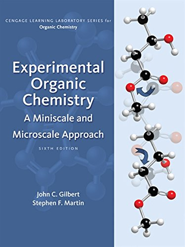 Pdf experimental organic chemistry a miniscale microscale experimental organic chemistry a miniscale microscale approach cengage learning laboratory series for organic chemistry download book experimental organic fandeluxe Choice Image