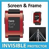 Ace Case - Protector de pantalla para reloj Pebble