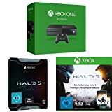 Xbox One 500 GB Konsole 2015 + Halo 5: Guardians - Limited Edition + Halo 5 Sammelkarte