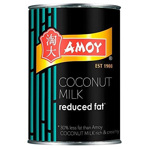 Amoy lait de coco réduit de matières grasses (400ml)
