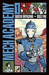 Mech Academy Edition simple Tome 1