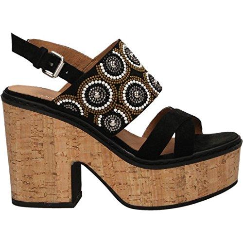 Janet & Janet , Chaussures de sport d'extérieur pour femme noir noir 40 EU Noir