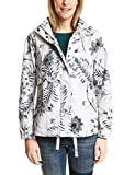 Cecil Damen Jacke 200416, Grau (Light Grey 31121), XX-Large