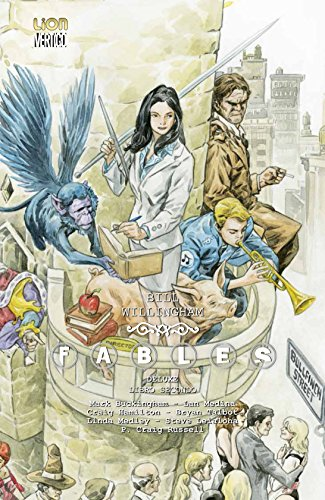 Fables deluxe: 2 Fables deluxe: 2 51 vP72ITPL