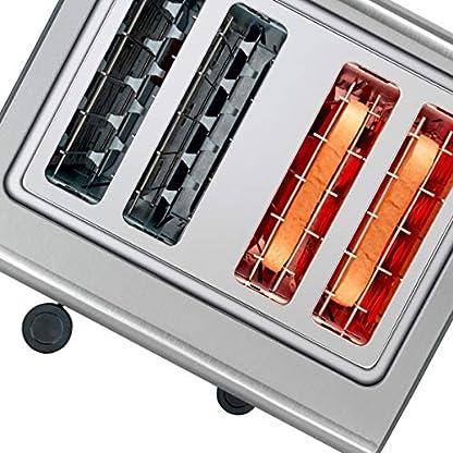 Bosch-TAT7S45-4-Schlitz-Toaster-Edelstahl-mit-Silikon-max-1800-W-Auftau-und-Aufknusperfunktion-stufenloser-Rstgradwhler-grauschwarz
