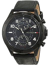 Tommy Hilfiger Herren-Armbanduhr 1791345