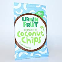 Urban Fruit | Coconut Chips - Natural | 2 x 14 x 25g