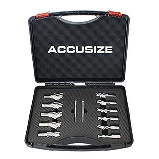 Accusize Tools - 13 Pcs/Set 7/16