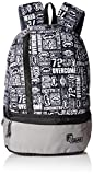 #10: F Gear Burner P8 19 Ltrs White Casual Backpack (2184)