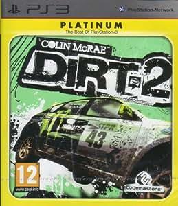 Colin McRae: Dirt 2 (Platinum) (PS3)