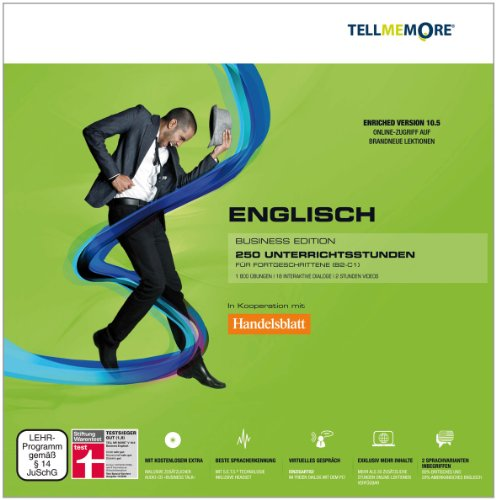 Tell me More 10.5 Business Englisch (DVD-ROM)