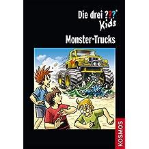 Die drei ??? Kids, Monster-Trucks (drei Fragezeichen Kids)