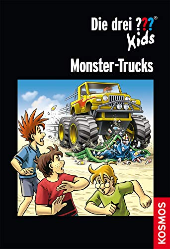 Die drei ??? Kids, Monster-Trucks (drei Fragezeichen Kids) (German Edition) di Christoph Dittert