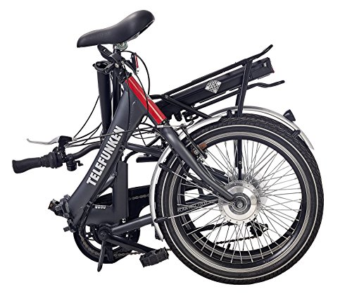 Telefunken E-Bike Klapprad - 3