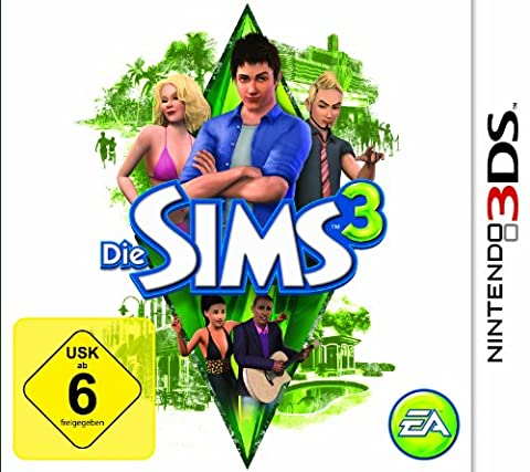 Die Sims 3 (3ds Sims 3)