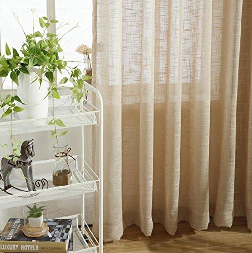Hochwertige Bildschirme Breathable Balkon Schlafzimmer Sheer Window Vorhänge Hollow Belüftet 200cmx270cm (80x108 Zoll) -1 Stück , 3 , 1*?200*270cm? (Drei-panel-bildschirm)