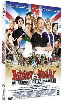 Astérix et Obélix au service de sa majesté by Gérard Depardieu
