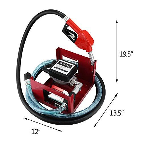 Zoom IMG-1 buoqua 40l min pompa gasolio
