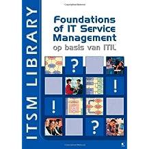 Foundations of It Service Management op basis van Itil Itilv2
