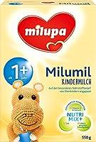 Milumil 1+ Kindermilch - ab dem 1. Jahr, 550g, MHD-Aktion 08.05.2017